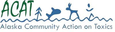 Alaska Community Action On Toxics Retina Logo